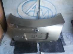 Крышка багажника. Nissan Primera, TP12