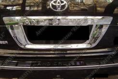 Накладка на дверь. Toyota Land Cruiser, J200, VDJ200, URJ202W, URJ200, URJ202 Двигатели: 3URFE, 1VDFTV, 1URFE. Под заказ