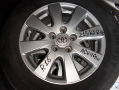 Toyota Camry. x16, 5x114.30, ET45