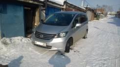 Honda Freed. вариатор, передний, 1.5 (118 л.с.), бензин, 110 тыс. км