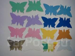 Декор для скрапбукинга. Вырубка бабочки