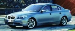 BMW 5-Series. Птс BMW 5 серия, 2003 2,2л зад серебро