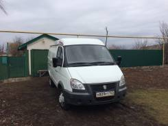 ГАЗ Газель Бизнес. Продаётся цельнометалический фургон ГАЗель 2705 Бизнес 2 Хозяина 88000, 2 890 куб. см., 1 500 кг.