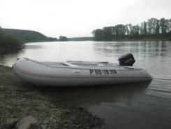 Badger. Год: 2009 год, длина 4,30м., двигатель подвесной, 30,00л.с., бензин