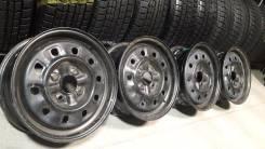 Nissan. 6.0x15, 4x114.30, ET45, ЦО 66,1мм.