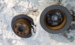 Диск тормозной. Toyota Camry, SV33 Двигатель 3SFE