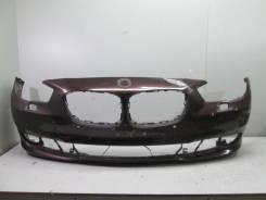 Бампер передний под парктр. омыв фар. bmw gt f0 0- б/у 511124036. BMW 5-Series Gran Turismo, F07. Под заказ