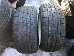 Pirelli P Zero. Летние, 2013 год, износ: 5%, 2 шт