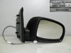 Зеркало заднего вида боковое. Nissan Note Двигатели: CR14DE, K9K, HR16DE. Под заказ