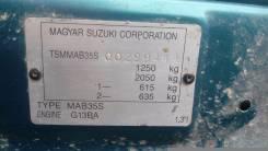 Suzuki Swift. , 1997 mab35s