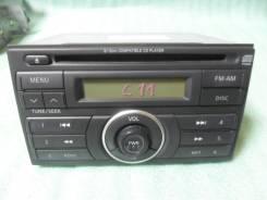 Магнитола. Nissan Tiida, JC11, NC11, C11, SC11 Nissan Tiida Latio, SNC11, SC11, SJC11 Двигатели: HR15DE, MR18DE