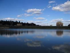 Участок 10 соток в Вихрово. 1 000кв.м., собственность, электричество, вода, от агентства недвижимости (посредник)