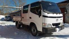 Toyota Toyoace. Продается двухкабинный грузовик , 2 500 куб. см., 1 250 кг.