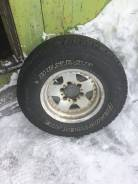 Колёса на джип. 7.0x15 6x139.70 ET-13 ЦО 110,1мм.