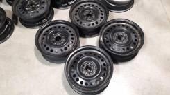 Nissan. 5.5x15, 4x100.00, ET43, ЦО 60,1мм.
