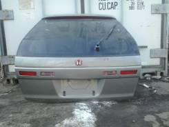 Накладка на стоп планку Honda Accord Wagon