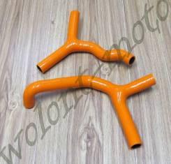 Шланги радиатора Оранжевый KTM 85SX 2003-2008 NWH3027