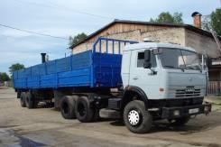 Камаз 54115. Продам Сцепку, 14 860 куб. см., 25 000 кг.