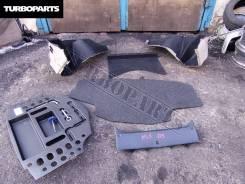 Обшивка багажника. Toyota Mark X, GRX120, GRX121, GRX125