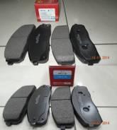 Колодки тормозные PORTER / FR / Передние / 2WD / 1 Tonn / 581014FA10 / 581014FA00 / SP1174