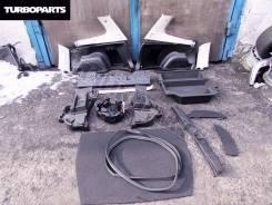 Обшивка багажника. Subaru Forester, SH5, SHJ, SH9 Двигатели: EJ205, EJ25, EJ204, FB20B, FB20, EJ20A, EJ20, EJ255
