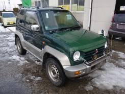 Mitsubishi Pajero Junior. 4A31, H57A