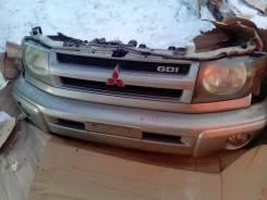 Ноускат. Mitsubishi Pajero iO, H61W, H66W, H76W, H71W Mitsubishi Pajero Pinin Двигатель 4G93