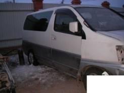 Nissan Elgrand. AVWE50, DIZEL 3200 CM3 QD32