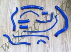 Шланги радиатора YAMAHA YZF R1 07-08 12PCS Синий M703