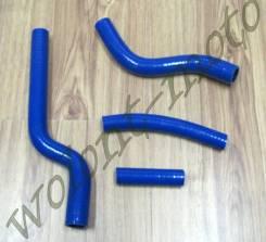 Шланги радиатора Yamaha YZF250 07-09 Синий NWH3047