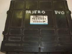 Блок управления двс. Mitsubishi Pajero Evolution