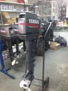 Yamaha. 30,00л.с., 2х тактный, бензин, нога L (508 мм), Год: 2003 год