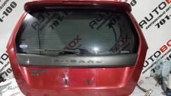 Дверь багажника. Subaru Forester, SG69, SG5, SG9, SG9L Двигатели: EJ203, EJ202, EJ25, EJ205, EJ204, EJ20J, EJ254, EJ253, EJ201, EJ255, EJ20E, EJ20G, E...