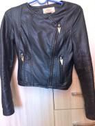 Кожаная куртка в Находке. 42