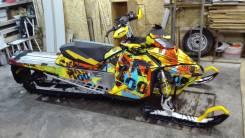 BRP Ski-Doo Summit SP 600 H.O. E-TEC 154. исправен, есть птс, с пробегом