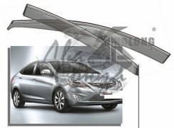 Ветровик. Hyundai Accent Hyundai Verna. Под заказ
