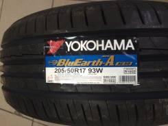 Yokohama BluEarth-A AE-50. Летние, 2016 год, без износа, 1 шт