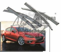 Дефлектор капота. Mazda Axela, BM5AP, BM5FS, BM2AS, BM5AS, BM2FP, BM2AP, BMEFS, BM2FS, BMLFS, BM5FP Mazda Mazda3. Под заказ