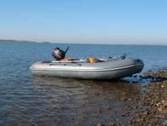 Адмирал. Год: 2012 год, длина 340,00м., двигатель подвесной, 18,00л.с., бензин