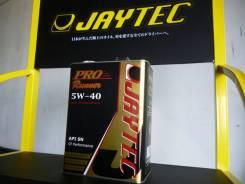 JAYTEC. Вязкость 5W-40, синтетическое