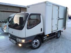 Mitsubishi Canter. Изотермический фургон 4WD в идеальном состоянии !, 5 200 куб. см., 2 000 кг.