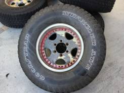 Goodyear Wrangler AT/S. Грязь AT, износ: 10%, 1 шт