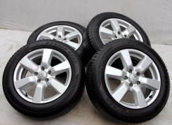 Колеса для Nissan X-Trail T31 в идеале. 6.5x17 5x114.30 ET45