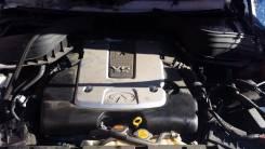 Двигатель в сборе. Infiniti: G35, G25, M45, FX35, FX50, G37, M35, FX37, EX37, M35 Hybrid, Q50, EX35 Двигатель VQ35HR