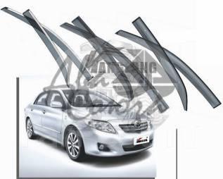 Дефлектор капота. Toyota Corolla, NDE150, ZZE150, NRE150, ADE150, ZRE151, ZRE152. Под заказ