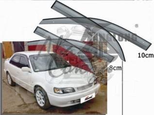 Ветровик. Toyota Corolla, ZZE112, ZE111, CE114, CE116, CE113, ZZE110, CDE110, ZZE111, EE111, EE110, CE110, AE110, AE111, AE114, AE112, AE115, WZE110....