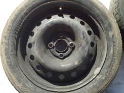Chevrolet. 6.0x15, 4x100.00, ET45, ЦО 56,6мм.
