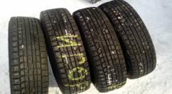 Dunlop Grandtrek SJ7. Зимние, без шипов, 2010 год, износ: 20%, 4 шт