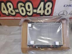 Радиатор охлаждения двигателя. Mazda Demio, DY3R, DY5W, DY3W, DY5R Mazda Verisa, DC5W, DC5R