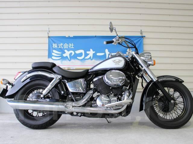 Honda Shadow 400 Classic аукционный мотоцикл поставляем на заказ